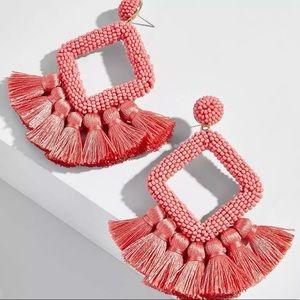Taylor fringe earrings